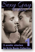 Sexy Gay Stories - Volume One - an Xcite Books Collection
