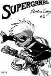 Supergrrrl Adventure Comix issue 1